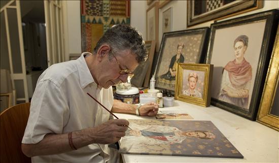 Expo retratos Frida Kahlo- EFE- 29082013