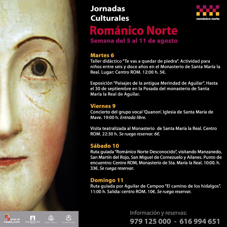Jornadas RN- Semana 5-11 agosto