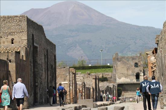 Pompeya- Restos Arqueológicos- EFE- 05082013