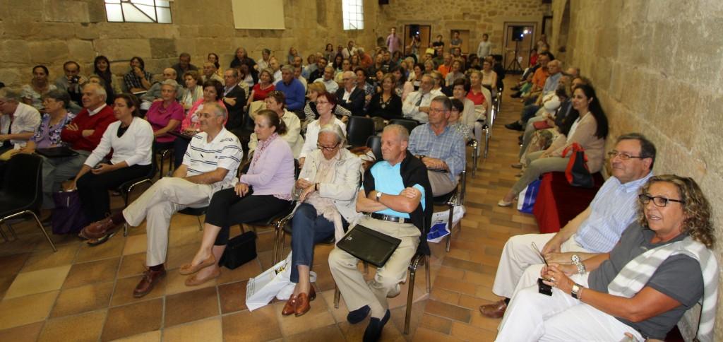 Seminario Monacato- Público Clausura