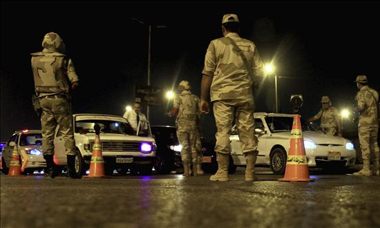 Egipto Policia - EFE- 02092013