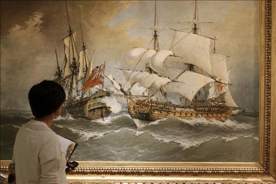 Expo Blas de Lezo- Museo Naval- EFE- 20092013