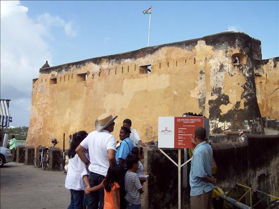 Fuerte Jesus Kenia 3- EFE- 02092013