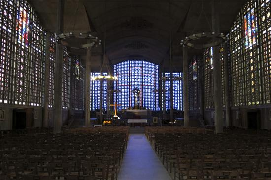 Iglesia Raincy- Francia- EFE- 16092013