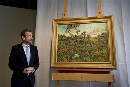 Nuevo Van Gogh descubierto- EFE- 10092013