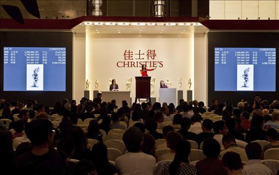Subasta Picasso China 2- EFE- 27092013