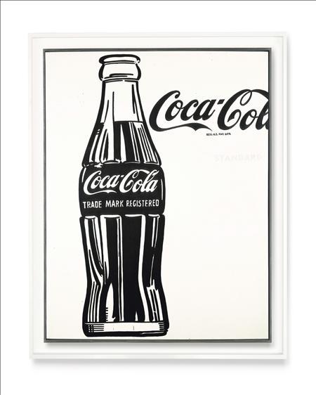 Coca Cola Warhol- Subasta- EFE- 03102013