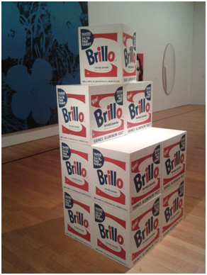 """Brillo Box"", Andy Warhol, 1964-1968"