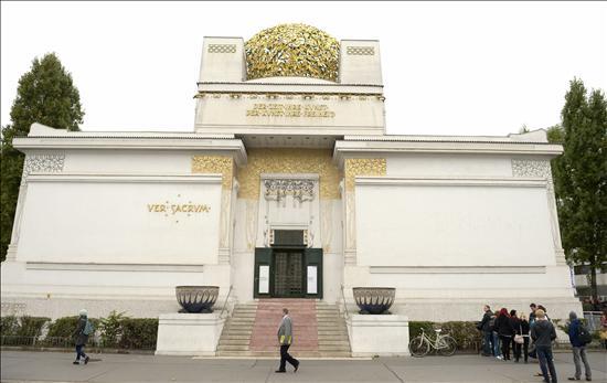 Edificio Secession Viena- EFE- 17102013