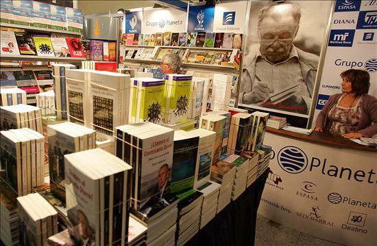 Feria Libro Uruguay- EFE- 01102013