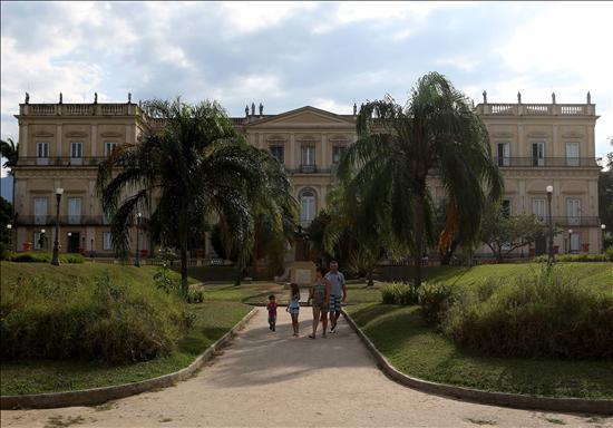 Museo Nacional Brasil- EFE- 04102013