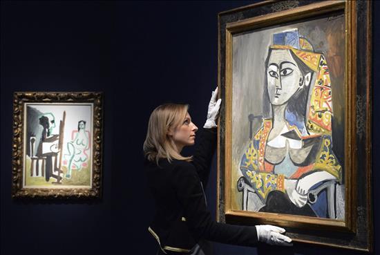 Picasso_Subasta_EFE