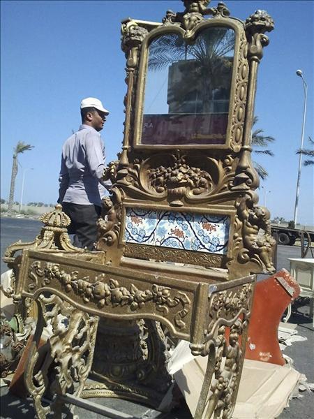 Contrabando Arte Egipto- EFE- 25082014