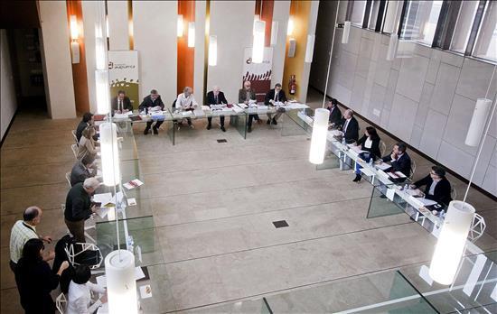 Fundación Atapuerca- Patronato- EFE- 051214