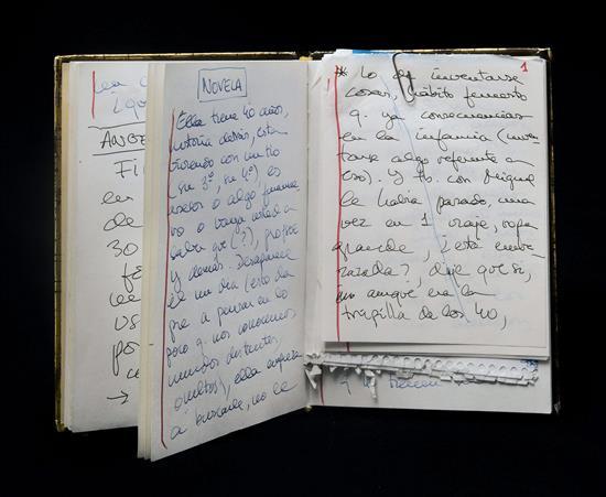 Notas Rosa Montero- BNE- 051214