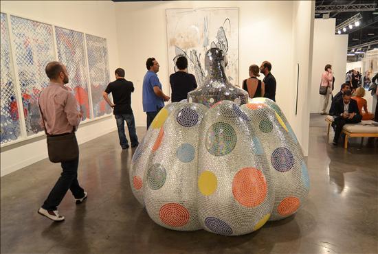 Robo Art Basel Miami- EFE- 071214