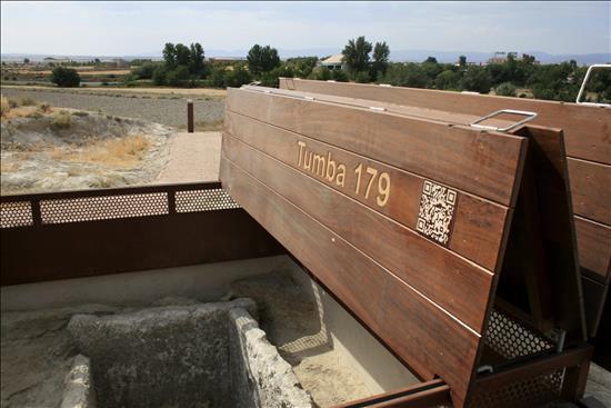 tumba necrópolis Baza