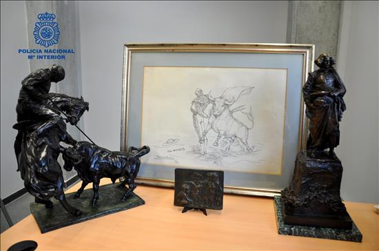 Escultura Belliure