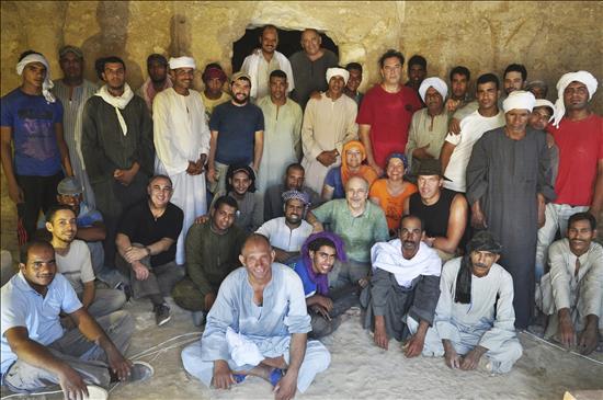 Egiptólogos canarios