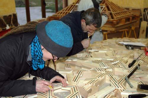 Centro de interpretación de la carpintería mudéjar