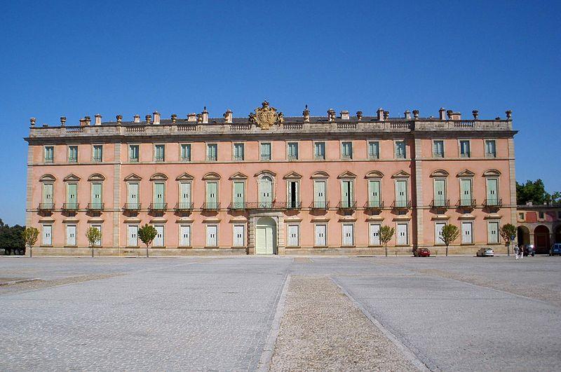 Real Palacio de Riofrío (Segovia)
