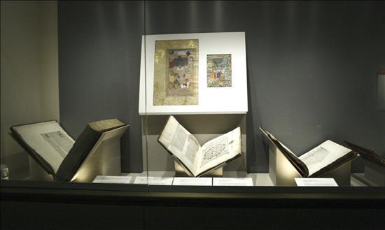 """Exposición """"La fortuna de los libros"""""""