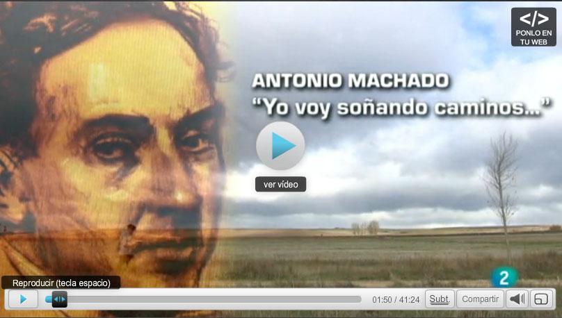 Crónicas. Antonio Machado