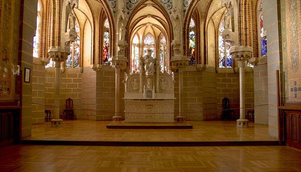 Interior del Palacio Episcopal de Astorga-Jl FilpoC- CC 3.0