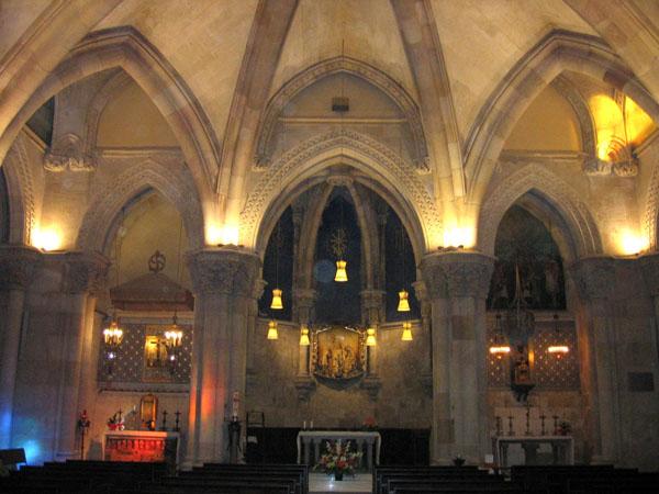 Cripta de la Sagrada Familia, BCN