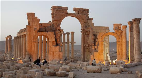 Arco de Triunfo (Palmira)