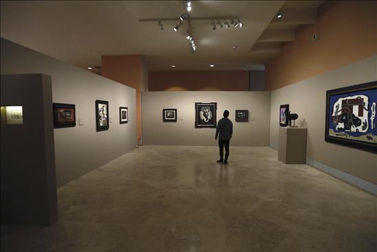 Muestra Picasso y el cubismo