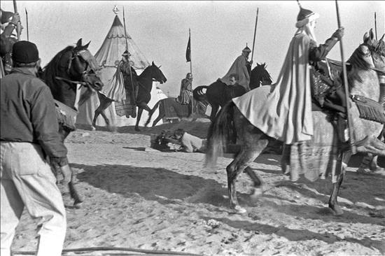 rodaje El Cid