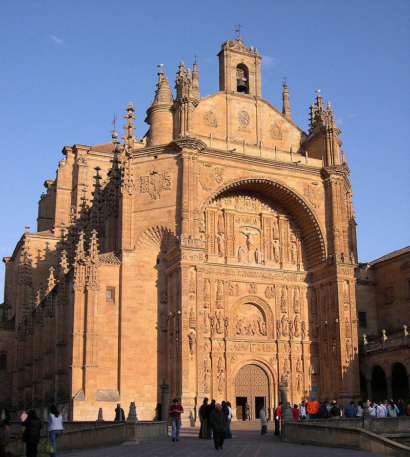 Iglesia de San Esteban, Salamanca