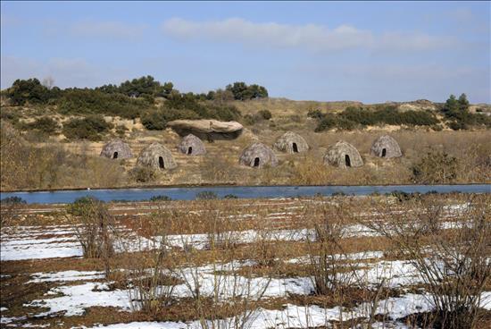 campamento prehistórico, Tarragona