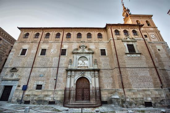 Edificio Doncellas Nobles, Toledo