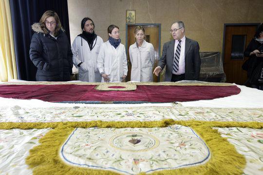 arte textil sacro