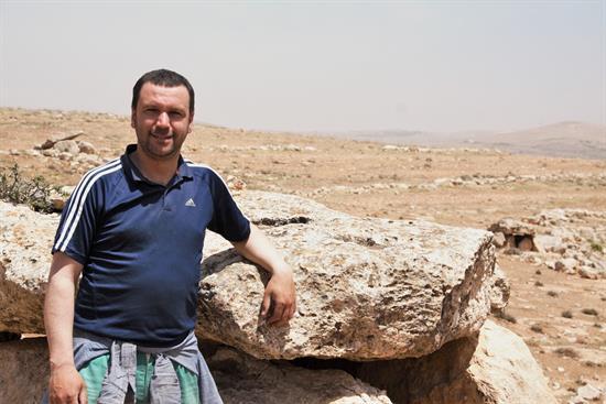 Dólmenes Jordania