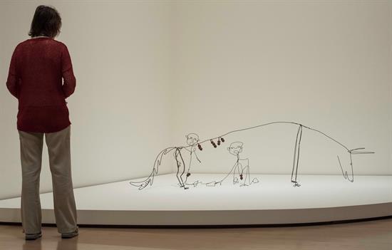 """""""Romulus et Rémus"""" de Alexander Calder"""