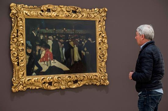 """Pintura """"Le moulin et la galette"""" de Pablo Picasso"""