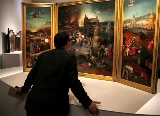 El Bosco, Museo del Prado