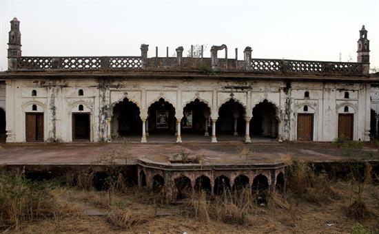 palacio Taj Mahal de Bhopal