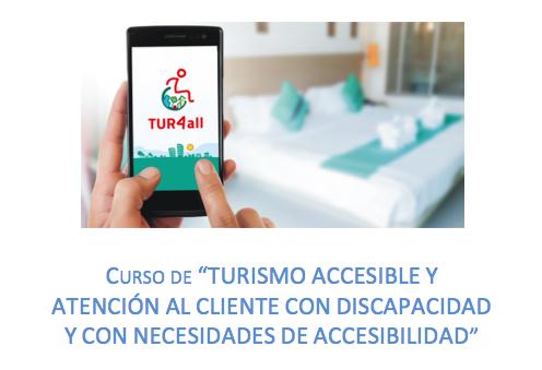 Curso turismo accesible Diputación de Palencia