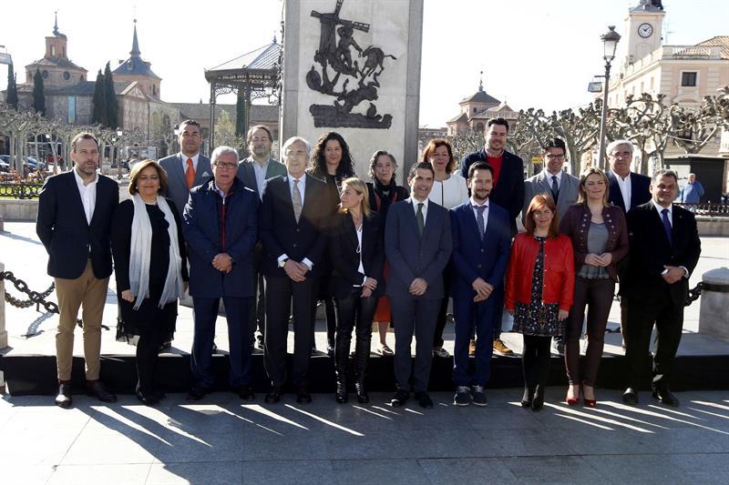 Reunión del Grupo Ciudades Patrimonio de la Humanidad de España. EFE
