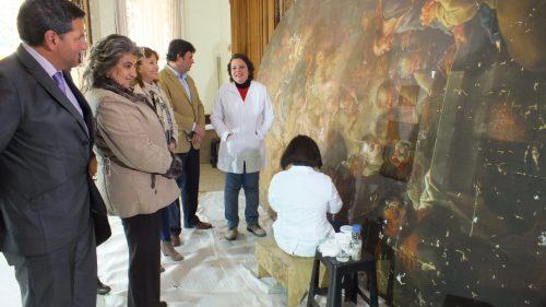 Visita alcaldesa Viña del Mar