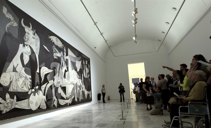 """80 Años del """"Guernica"""", el grito antibelicista más famoso del siglo XX."""
