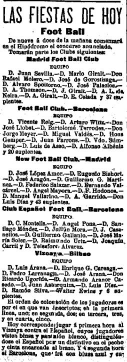 Material gráfico relacionado con el fútbol del archivo de la BNE.