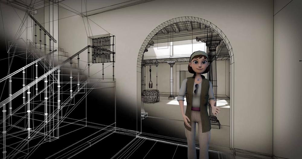 La aplicación 'Vivir en…' permite recorrer la historia de España en realidad virtual.