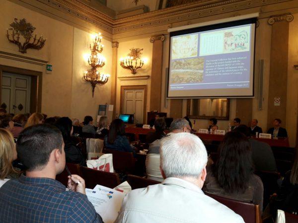 Imagen del encuentro celebrado en Florencia.