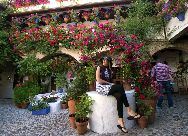 Los patios de Córdoba celebran su primer lustro como Patrimonio Inmaterial de la Humanidad