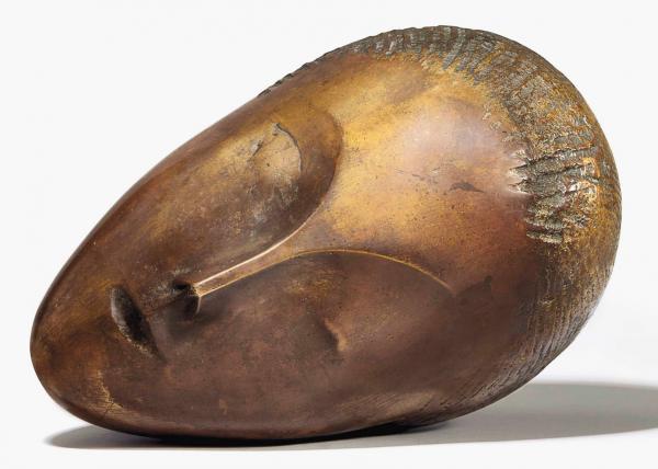 Constantin Brancusi (1876-1957), La muse endormie